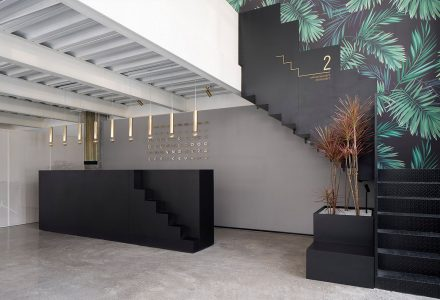 """杭州""""美绵家居""""办公空间设计"""