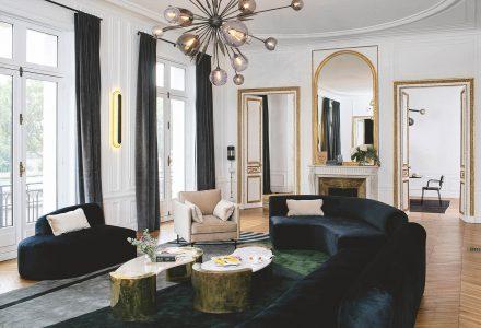 巴黎阿尔玛精品公寓设计
