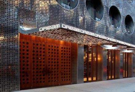纽约·梦城(Dream Downtown)精品酒店设计