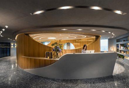 上海·Rainbow Arches禅修空间旗舰店设计