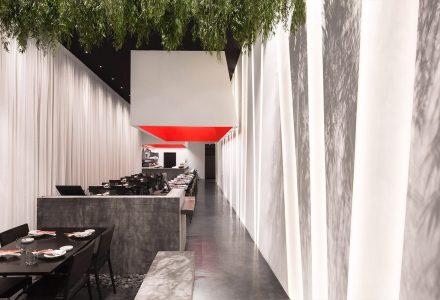 洛杉矶·Yojisan日料餐厅设计