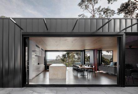 澳大利亚·Skyline住宅设计