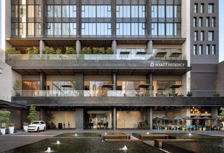 墨西哥·Andares凯悦酒店及公寓塔楼