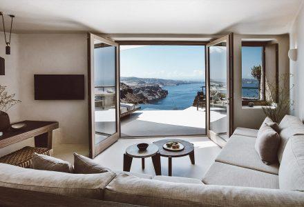 圣托里尼岛·Vora别墅酒店