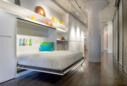 """旧金山""""二街""""Loft公寓设计"""