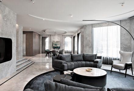 福州1500平米WAVE豪华别墅设计