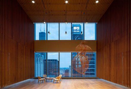 芝加哥·私人办公室设计