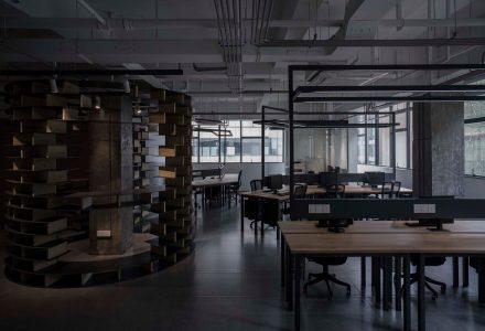 成都·思宇软件办公室 / 凡筑设计