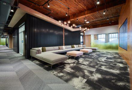 波特兰Autodesk(欧特克)总部办公空间
