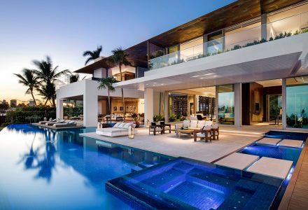 迈阿密Dilido海景别墅设计