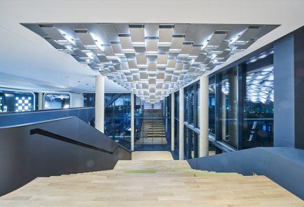 德国Trilux照明公司总部办公室