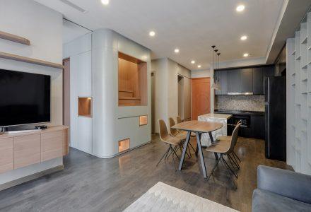 越南P02公寓改造设计