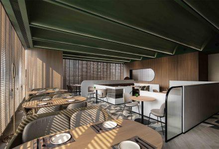 成都·La Terre楽田餐厅 / 元太设计