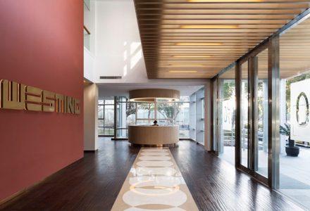 上海·西仓弘轩(Westing)办公室 / Dariel Studio