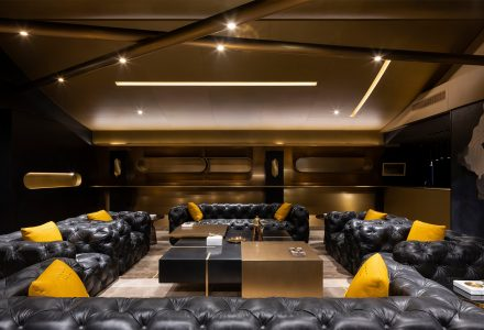 杭州·CEO会所俱乐部 / 叶梹室内设计