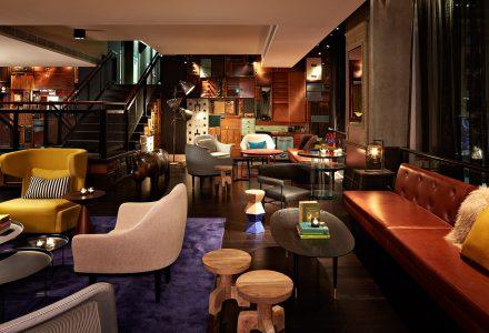 悉尼·QT精品酒店设计