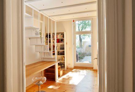 柏林复古式小户型公寓改造
