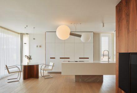 布拉格DOLCE VITA复式公寓设计