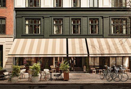哥本哈根·Sanders复古风豪华酒店