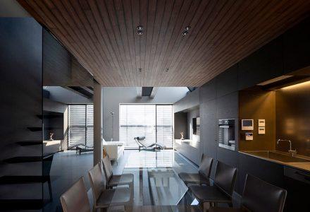 东京·TRANE别墅设计