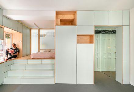 马德里4D Pocket公寓设计