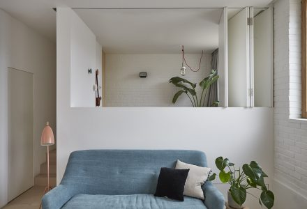 伦敦·Mews住宅空间改造