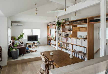 大阪Suita小户型住宅改造