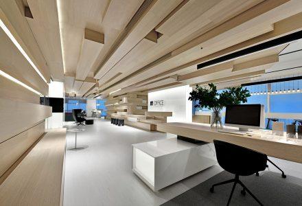 武汉·保利国际中心K18办公空间