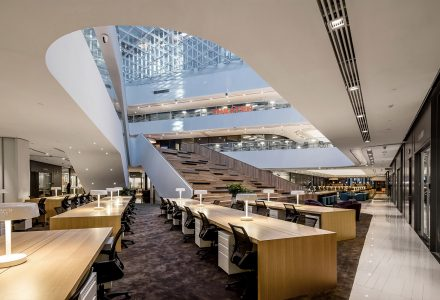 北京·光华路SOHO二期3Q联合办公空间