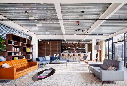 西雅图Cloud Room共享办公空间