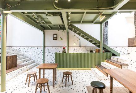 北京·胡同里旧宅改造的Fine咖啡馆