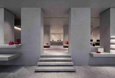 米兰·Valextra品牌旗舰店设计 / John Pawson