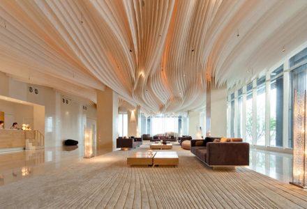 泰国芭提雅·希尔顿酒店设计