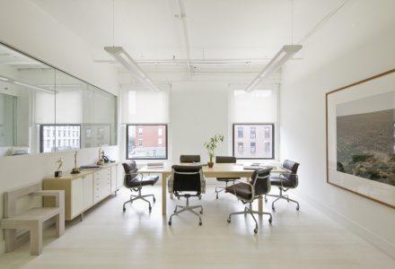 纽约MPD办公室设计