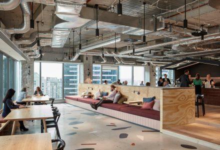 澳大利亚·Space&Co.工作空间