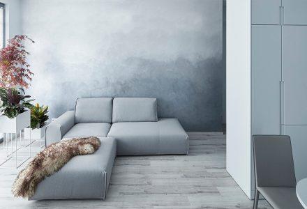 布达佩斯Facsemete小户型公寓设计