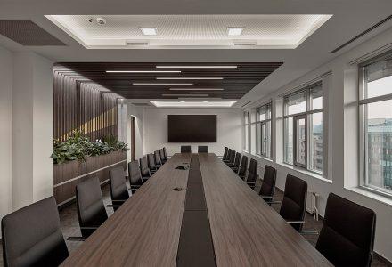 布达佩斯·安永EY办公空间改造