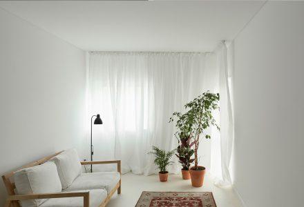 葡萄牙60平米小型住宅改造