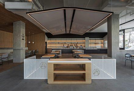 成都金堂·AKA工业风咖啡厅设计