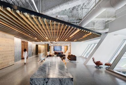 芝加哥·凯悦Hyatt酒店集团全球办公总部 / Gensler