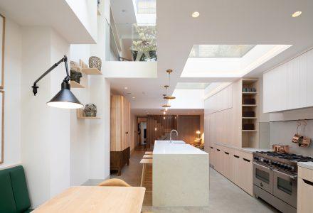 伦敦·住宅建筑翻新设计