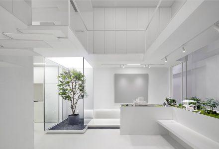 目心工作室(Muxin Studio)生态办公室设计