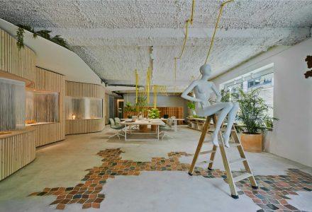 西班牙WOHA新建筑工作室