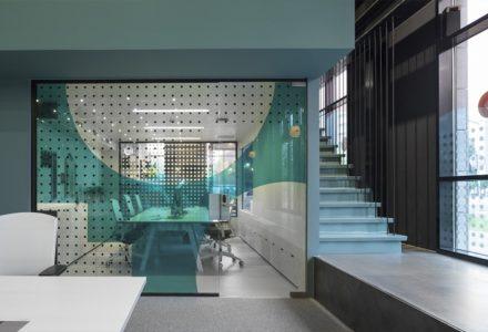 阿姆斯特丹TSH Collab联合办公空间设计