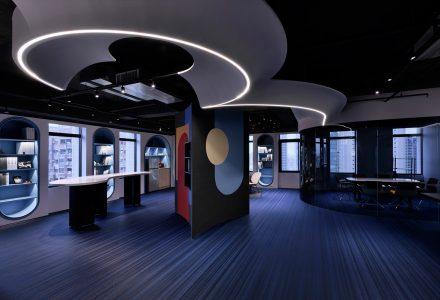 台湾·波龙地毯(Bolon)艺术办公室