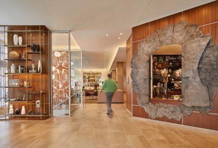 美国波特兰·万豪AC品牌酒店设计