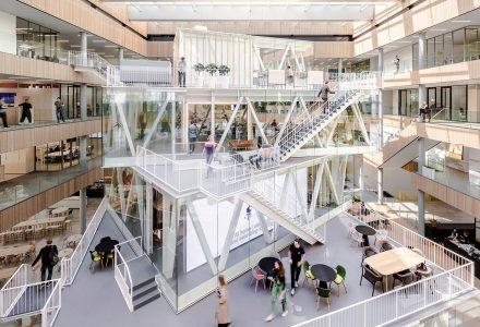 荷兰·亚瑟士ASICS EMEA品牌新总部