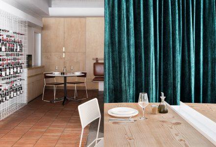 悉尼·Secolo意式餐厅设计