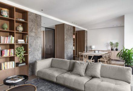 意大利A326公寓改造设计