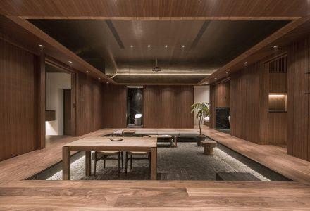 """北京""""新家族的家-和院"""" / B.L.U.E.建筑"""